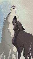 Heritage of the Wolf by Aiyana-Kopa