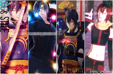 MMD Style Chain by k-keii