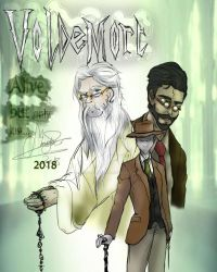 'Voldemort. Alive, but only just...' Story idea by BinnyJCartoonz