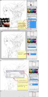How to prepare your lineart by nejean