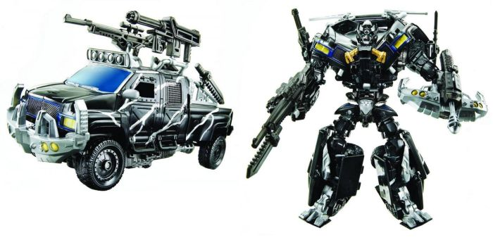 RWBY Blood and Steel V4 Ironhide by Sideswipe217