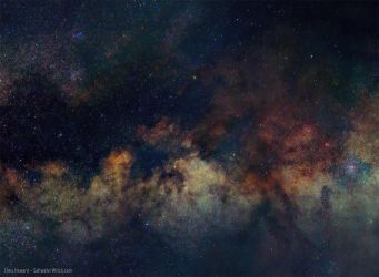 Our Galaxy - SaltwaterWitch Observatory by the0phrastus