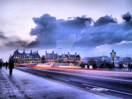 London Dreaming by fra99y