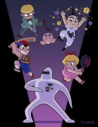 Earthbound by captainsponge