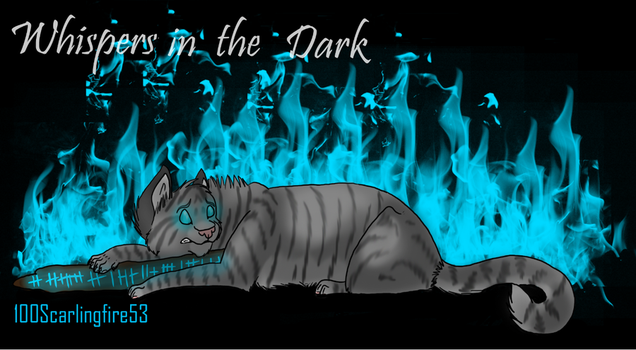 Jaypaw-Whispers in the dark by 100Scarlingfire53