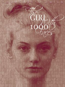 The Girl with 1000 Faces by Carcoal