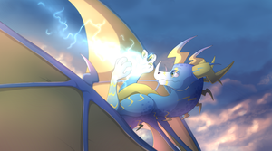 Powers In Your Grasp by IcelectricSpyro