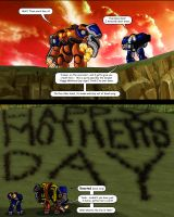 A Firebat's Mothers Day gift by Sheason