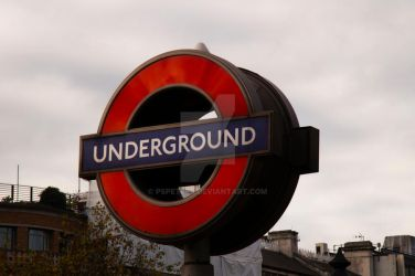 Underground by pspeters