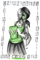 Monochrome CODEtte by MikuParanormal