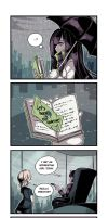 The Crawling City 20 - The Director part 2 by Parororo