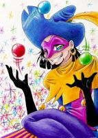 Clopin is lurve by Mistress-D