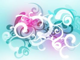 Swirls Photoshop Brush Pack by Mephotos
