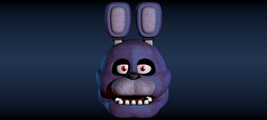 Bonnie v1 Wip by CoolioArt