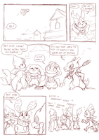 Foreign Shadows  page 3 draft by ChillySunDance