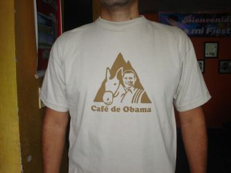 obama t shirt by panguanochito