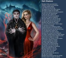 Dark Shadows by demonrobber