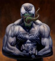 Venom Speed Painting by PTimm