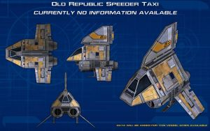 Republic Taxi ortho [New] by unusualsuspex