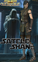 Satele Shan by Sticklove