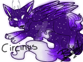 Circinus the space Fairy Foxy  by Mochathespoongirl