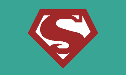 Superman Shield by Ohioguy