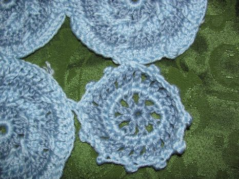Water Lily pond WIP 3 by Lace-Sylph