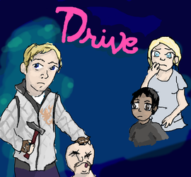 Drive: the anime! by EnduoKewt666