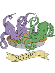 Octopie by Black-Arrow-Workshop