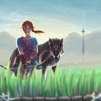 Breath of the Wild by theSkyAssassin