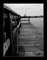 Dock by MichelleMarie