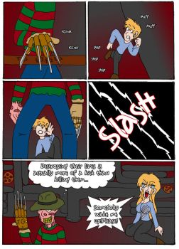 Freddy's new hobby by Chess-Man
