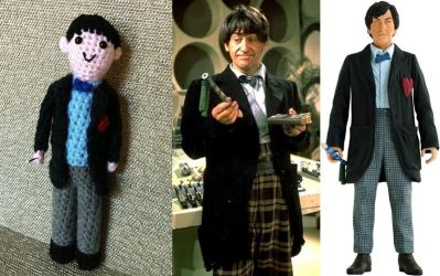 2nd Doctor Who Amigurumi by smapte