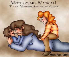 Mothers Are Magical by KyloRensMom