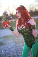 Poison ivy. Cosplay. by Giuzzys