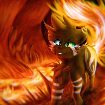 Welcome To Hell by Cyneless