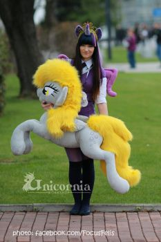 FOR SALE + Life Size Derpy Hooves + FOR SALE by Kamisia