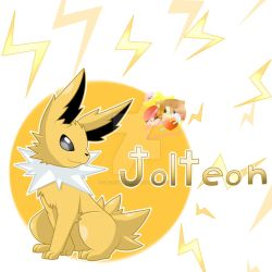 Jolteon by CreatiDrawing