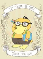 Psyduck: I think therefore..