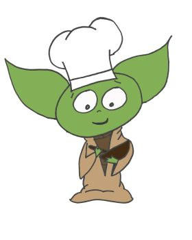 Chef Yoda by imafishtank