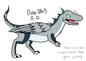 Dino d0v3 2.0 by TropicaIDeer