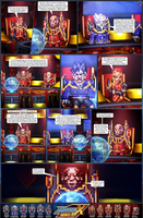 MMX:U49 - S1Ch1: Earth's Army (Page 2) (New ver.) by IrregularSaturn