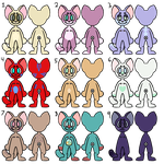 baby adopt batch! (OPEN) by madpickles64609