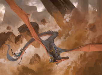 MtG: Aerial Guide by SidharthChaturvedi