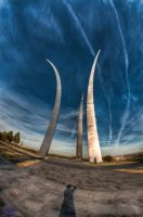 Airforce Memorial by BiOzZ