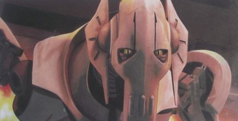 Speed Challenge 26: General Grievous by Starfire-Productions