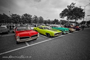 american dream cars by AmericanMuscle