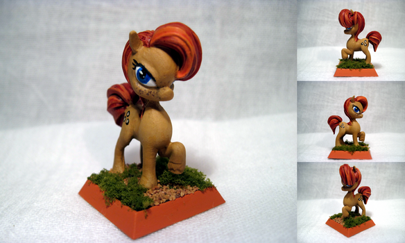 Peanut Bucker (Trotcon Mascot) (Charity Auction) by NPCtendo