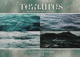 Textures 024 // Sea by BEAPANDA