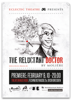 Poster - Moliere: The Reluctant Doctor by ckaj